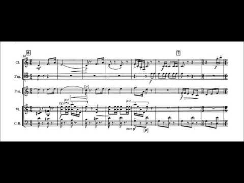 Igor Stravinsky - L'Histoire du soldat [With score] (Reupload)