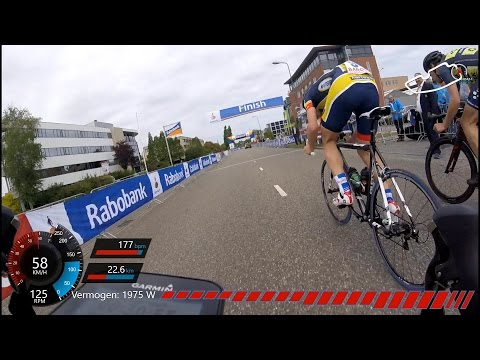Woerden Criterium Amateurs/Sportklasse 14/05/2017 - #cycling Holland