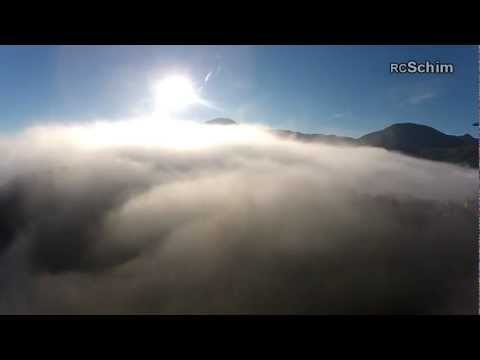 Mystical Multicopter flight on a foggy autumn morning (RCSchim, TBS Discovery)
