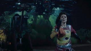 Кловерфилд, 10 (2016) - Финальная сцена с пришельцами
