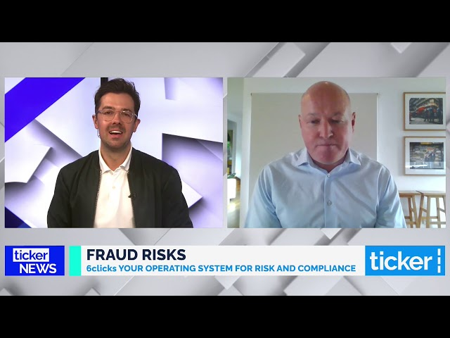 We Need To Talk About Fraud Risk