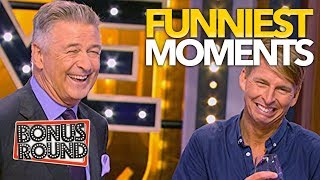 BEST OF MATCH GAME! Funniest Answers & Moments EVER With Alec Baldwin! Bonus Round