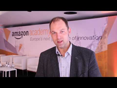 Amazon Academy Brussels - Europe's next generation of innovation