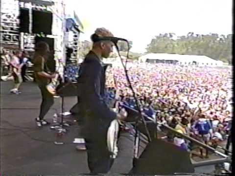 Foo Fighters - 1996-06-15 San Francisco, CA