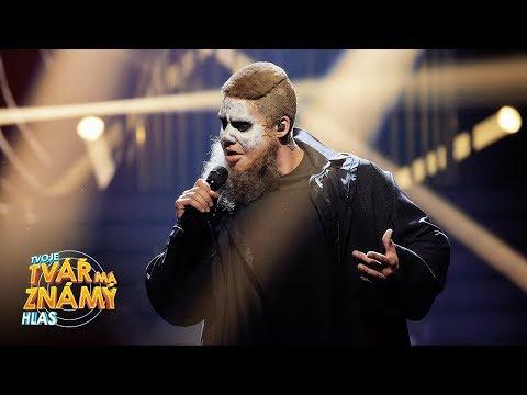 Patrik Děrgel jako Rag'n'Bone Man