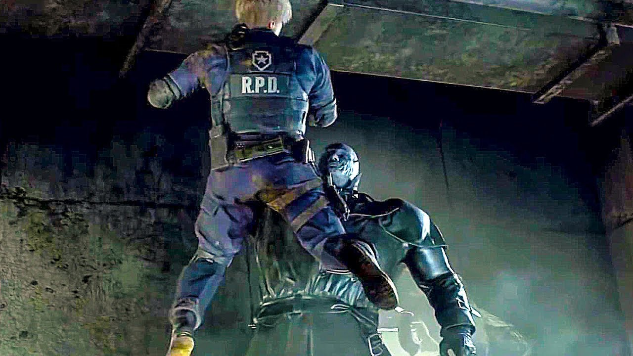 Resident Evil 2 Remake 50 Minutes Of Gameplay Demo