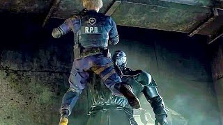 Resident Evil 2 Remake   50 Minutes Of Gameplay Demo (zombie Game 2019)