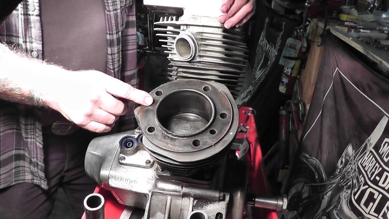 Tech Tips Removing Engine On Harley Shovelhead 13