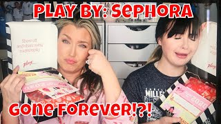 Sephora Play April 2020 | PLAY VS PLAY | SEPHORA PLAY GONE FOREVER?