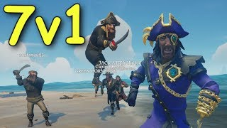 Sea of Thieves - The Best Pirate Combat Ever!