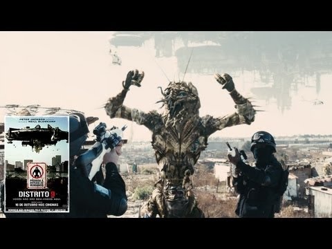 Trailer do filme Invasão da Terra - Os Alienígenas Estão Aqui