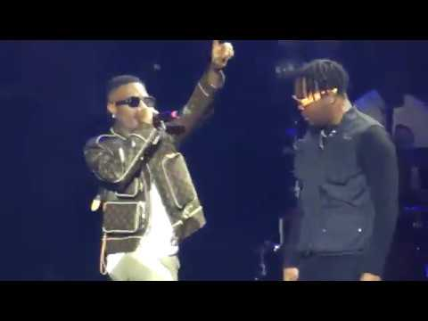 """Download Olamide & Wizkid Performs """"Totori"""" Together For the First Time"""
