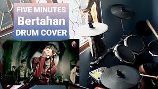 Download lagu (DRUM COVER) Five Minutes - Bertahan