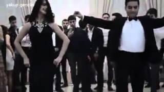Азербайджанский танец.