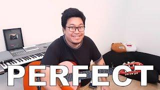 [Guitar] Hướng dẫn: Perfect - Ed Sheeran