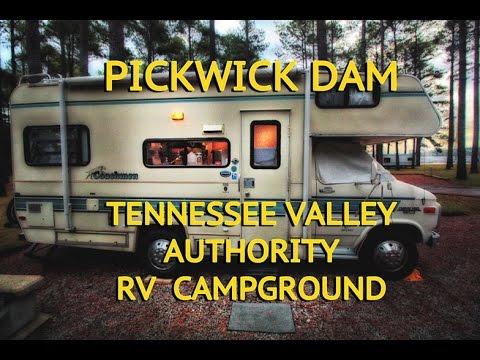 Pickwick Dam, Tennessee TVA