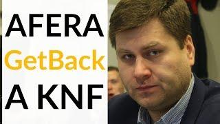 Bujan: Za aferę GetBack odpowiedzialne jest KNF. Nie zrobili zupełnie nic