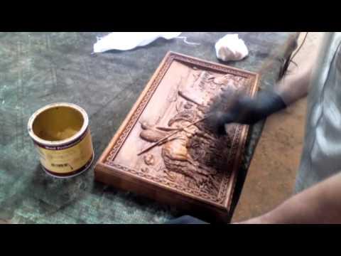 Резьба по дереву, резные изделия из дерева RezbaPro