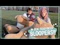 BLOOPERS! in een grote Teddybeer