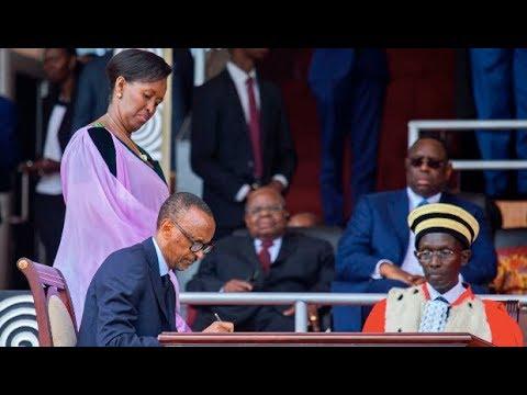 Rwanda's Paul Kagame Tightens Hold on Power