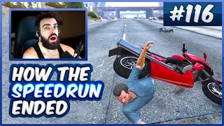 IMPOSSIBLE (x200) - How The Speedrun Ended (GTA V) - #258