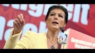 """LINKE BEWEGUNG: """"Aufstehen"""" will Abwanderung zur AfD aufhalten"""