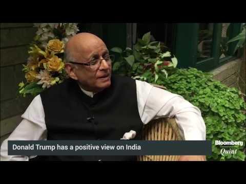 Indo-U.S. Relations Under The Trump Presidency