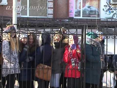 В Белогорске помощник депутата устроил погром в гимназии № 1