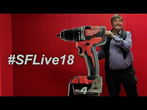 SCREWFIX Live 2018 with Bodge it with Brian