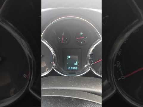 Chevrolet Cruze добился маленького расхода топлива