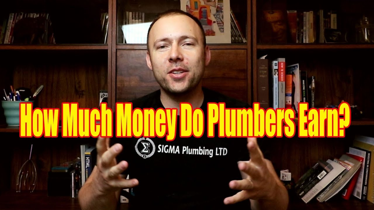 How Much Money Do Master Plumbers/Journeymen/Apprentices Earn/Make/Salary 2018