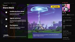 (FVY) Fortnite giveaway BR and STW #subforsub #recomended