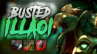 BUSTED BRUISER ILLAOI TOP OP! - YOUTUBE CARRIES SRO #6