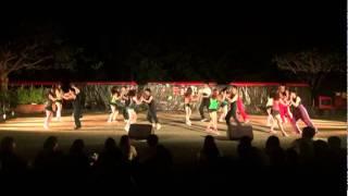 中國文化大學2011物理、舞蹈系迎新晚會─男、女幹部聯合表演