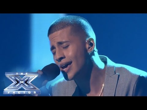 """Carlito Olivero performs """"Stand By Me""""  - THE X FACTOR USA 2013"""