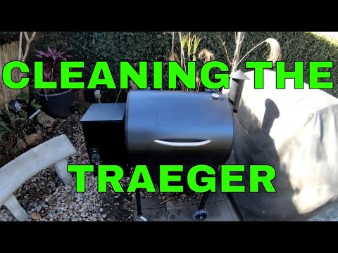 How to clean Traeger smokers   Greenhorn BBQ & beer