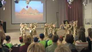 школа танца Виктории Гофман - Египет