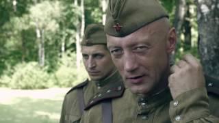 """""""В августе 44-го"""" (сцена в лесу, постановщик трюков Деркач Валерий)"""
