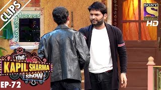 Kapil scolds a person from Audience  - The Kapil Sharma Show – 7th Jan 2017