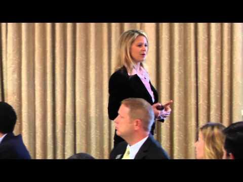 Business Etiquette • Presentation Promo • Aimee Symington