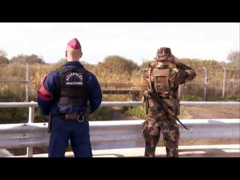 Hungary's Great Border Barrier