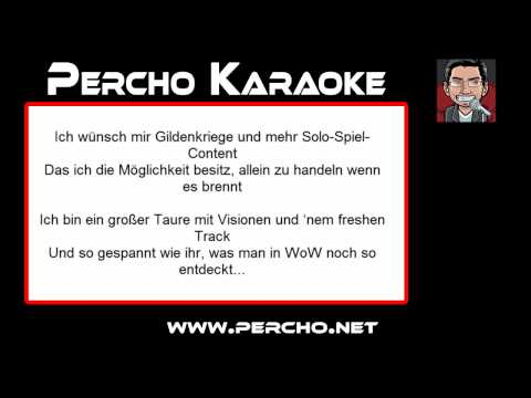 Grandmaster - World of Warcraft Song Karaoke