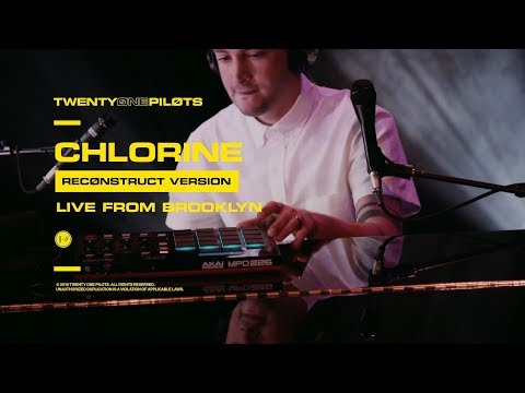 Twenty One Pilots - Chlorine (Reconstruct Version) Live From Brooklyn