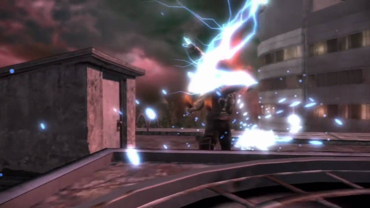 inFAMOUS Superpowers Trailer