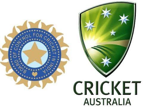 Live Scorecard India Vs Australia 1st Odi Youtube