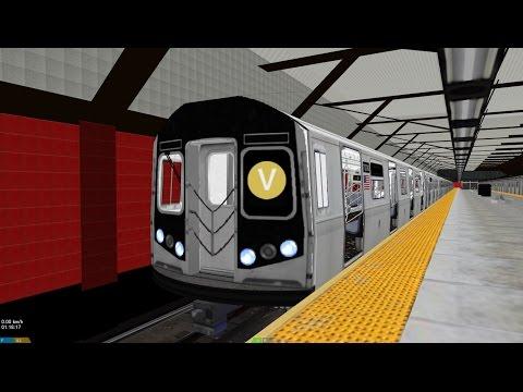 OpenBVE: R202 (V) to 125th Street