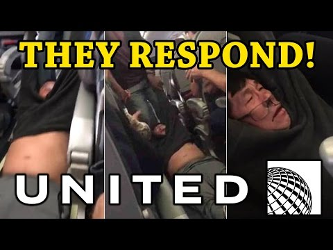 Thumbnail: United Airlines RESPONDS