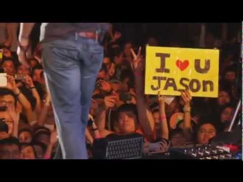3 Things - Jason Mraz (lyric video)