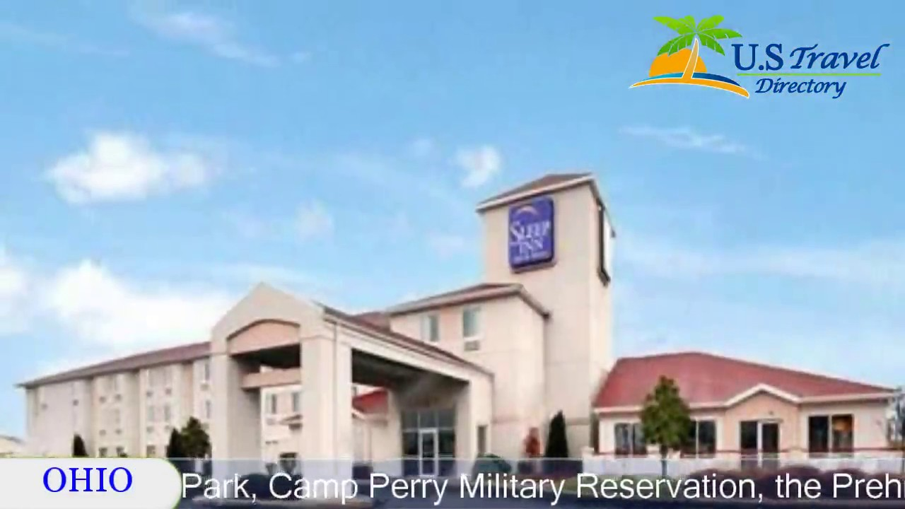 Sleep Inn Suites Port Clinton Hotels Ohio