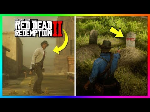 Can You Save Lenny Before He Gets Shot During The Bank Robbery In Red Dead Redemption 2? (RDR2) thumbnail